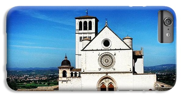 Architecture iPhone 6 Plus Case - Assisi by Luisa Azzolini