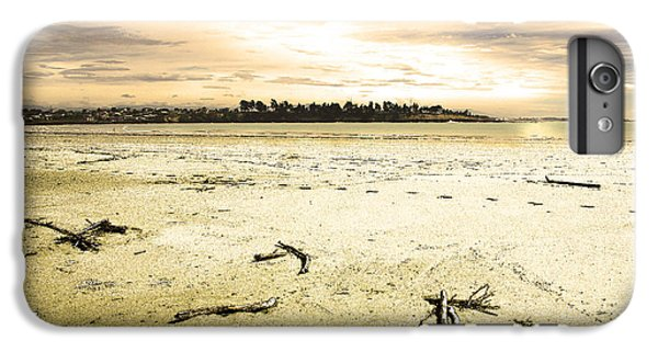 At Caroline Bay Timaru New Zealand IPhone 6 Plus Case by Nareeta Martin