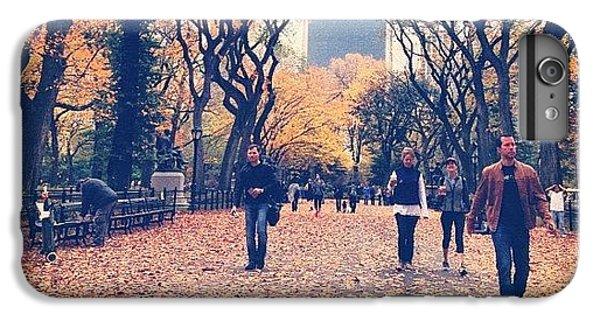 City iPhone 6 Plus Case - Autumn by Randy Lemoine