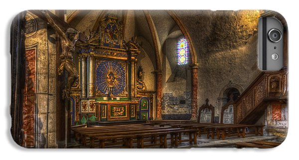 Baroque Church In Savoire France 2 IPhone 6 Plus Case