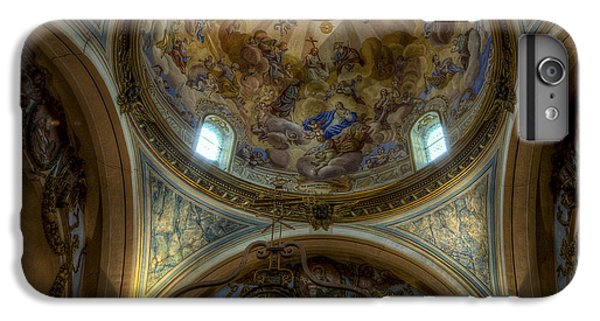 Baroque Church In Savoire France 5 IPhone 6 Plus Case