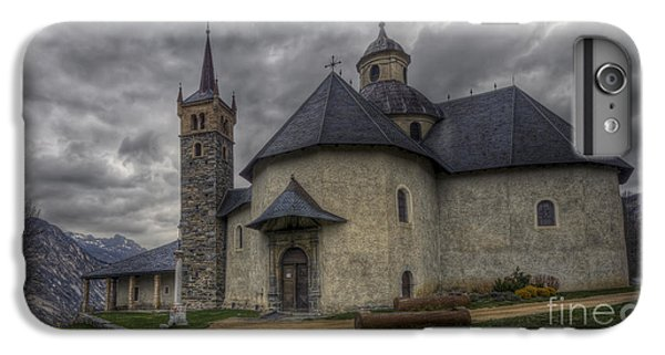 Baroque Church In Savoire France 6 IPhone 6 Plus Case