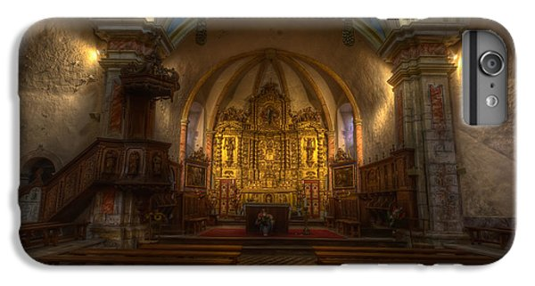 Baroque Church In Savoire France IPhone 6 Plus Case