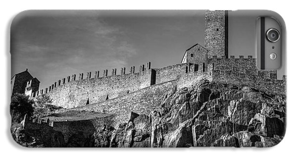Bellinzona Switzerland Castelgrande IPhone 6 Plus Case by Joana Kruse