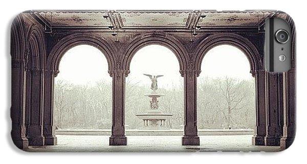 City iPhone 6 Plus Case - Bethesda Terrace by Randy Lemoine