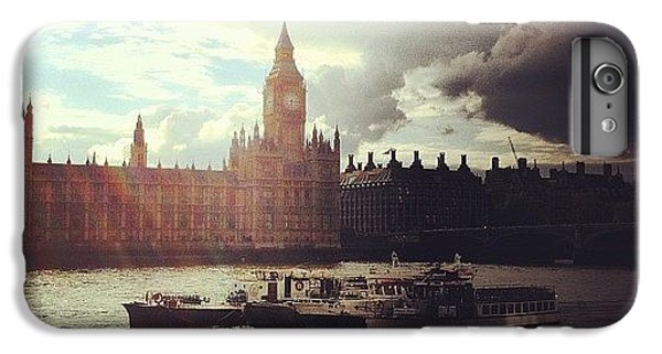 London iPhone 6 Plus Case - Big Ben by Samuel Gunnell