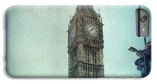 London iPhone 6 Plus Case - #bigben #uk #england #london #londoneye by Abdelrahman Alawwad