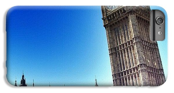 London iPhone 6 Plus Case - #bigben #uk #england #london2012 by Abdelrahman Alawwad