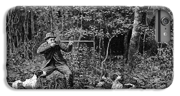 Bird Shooting, 1886 IPhone 6 Plus Case by Granger