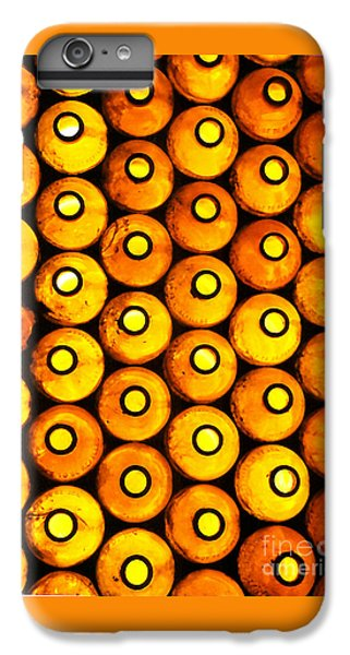 IPhone 6 Plus Case featuring the photograph Bottle Pattern by Nareeta Martin