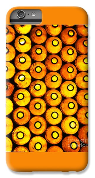 Bottle Pattern IPhone 6 Plus Case by Nareeta Martin