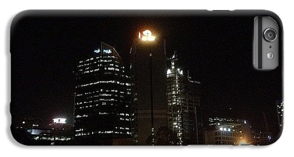 Brisbane Moon IPhone 6 Plus Case by Cameron Bentley