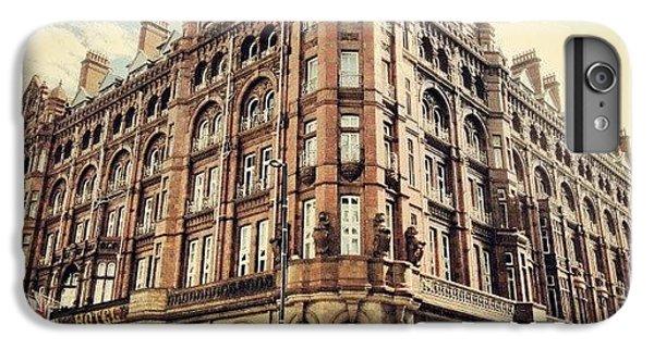 Classic iPhone 6 Plus Case - #britanniahotel  #hotel #buildings by Abdelrahman Alawwad