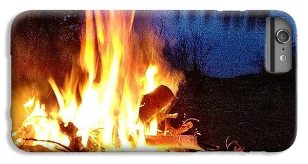 Campfire IPhone 6 Plus Case