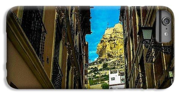 Bestoftheday iPhone 6 Plus Case - Castillo Santa Bárbara by Almar.e 🇪🇸