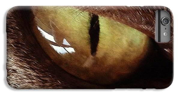 Igersoftheday iPhone 6 Plus Case - Cat Eye by Cameron Bentley
