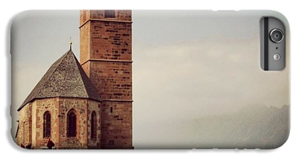 Architecture iPhone 6 Plus Case - Church Of Santa Giustina - Alto Adige by Luisa Azzolini