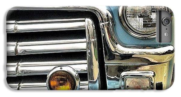 Classic iPhone 6 Plus Case - Classic Car Headlamp by Julie Gebhardt