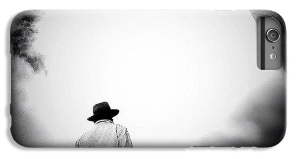 Igersoftheday iPhone 6 Plus Case - Cloud Cowboy - Concrete Jungle by Robbert Ter Weijden