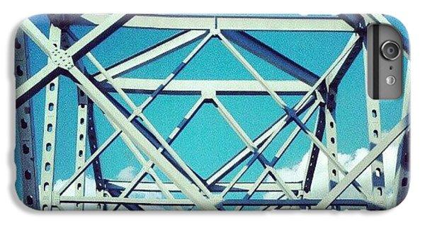 Ohio iPhone 6 Plus Case - Cool #bridge #ohio by Melissa Wyatt