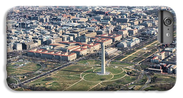 Dc From Above IPhone 6 Plus Case by JC Findley