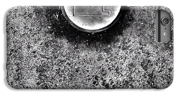 Detail iPhone 6 Plus Case - #detail #journey #texture #bnw by Ritchie Garrod