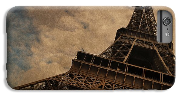 Eiffel Tower 2 IPhone 6 Plus Case by Mary Machare