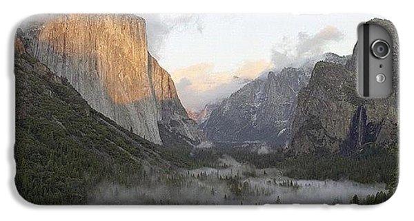 City iPhone 6 Plus Case - El Capitan. Yosemite by Randy Lemoine