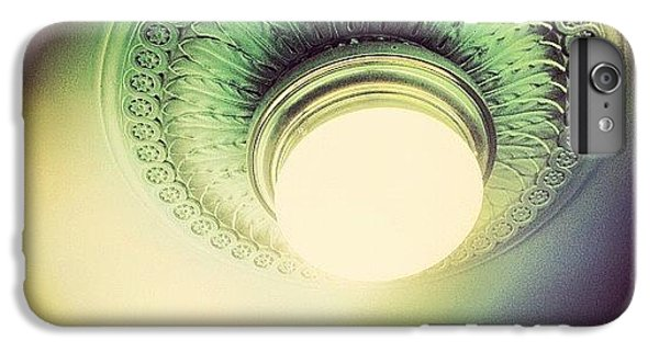 Light iPhone 6 Plus Case - Elevator Light by Natasha Marco