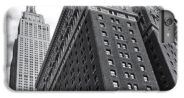Classic iPhone 6 Plus Case - Empire State Building - New York City by Vivienne Gucwa