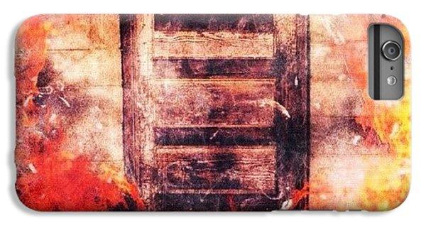 Edit iPhone 6 Plus Case - Fire Escape by Mari Posa