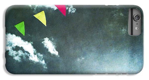 Bunting iPhone 6 Plus Case - Flags by Bernard Jaubert