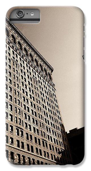 Flatiron Building - New York City IPhone 6 Plus Case by Vivienne Gucwa