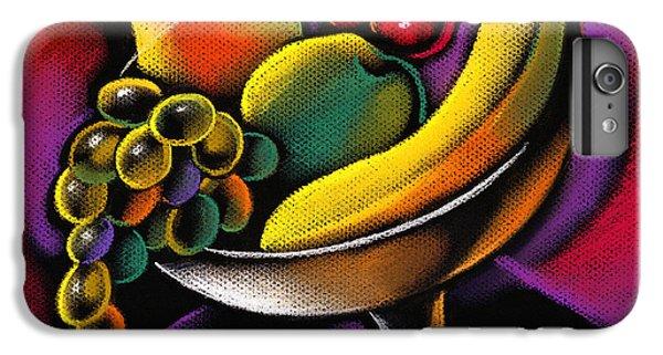 Fruits IPhone 6 Plus Case by Leon Zernitsky