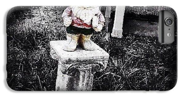 Ohio iPhone 6 Plus Case - Greenville's Garden Gnome by Natasha Marco