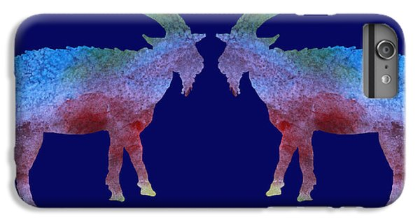 Head To Head IPhone 6 Plus Case by Jenny Armitage