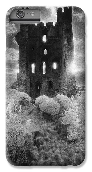 Dungeon iPhone 6 Plus Case - Helmsley Castle by Simon Marsden