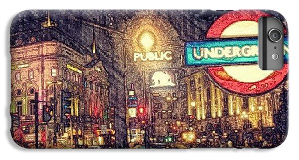London iPhone 6 Plus Case - How London Looks Like At Night? May by Abdelrahman Alawwad