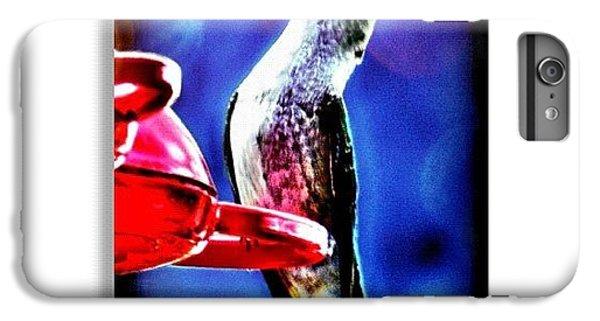 Edit iPhone 6 Plus Case - Hummingbird by Mari Posa