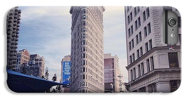 Blue iPhone 6 Plus Case - #instagram #instamood #instagood by Randy Lemoine