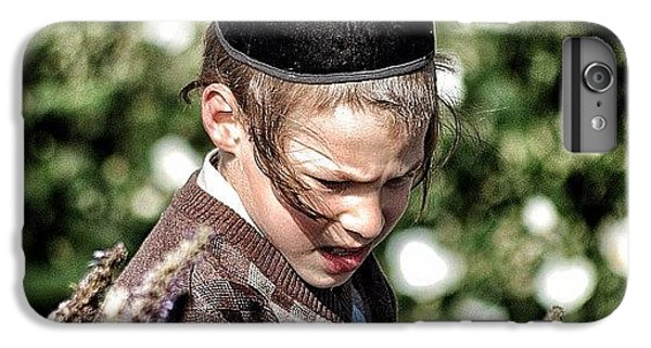 Jewish Boy - New York IPhone 6 Plus Case