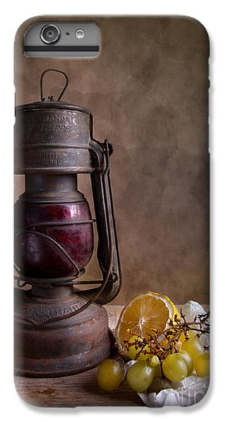 Lamp And Fruits IPhone 6 Plus Case by Nailia Schwarz