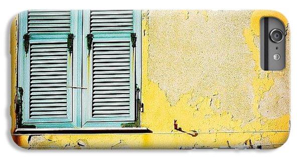 Let It All Hang Out #italy #wall IPhone 6 Plus Case