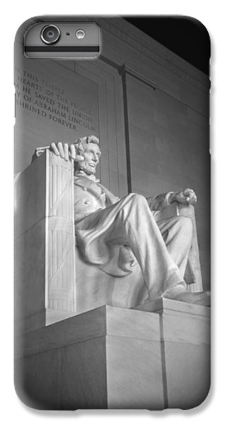 Lincoln Memorial  IPhone 6 Plus Case by Mike McGlothlen