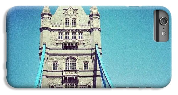 London iPhone 6 Plus Case - London Bridge, May - 2012 #london by Abdelrahman Alawwad