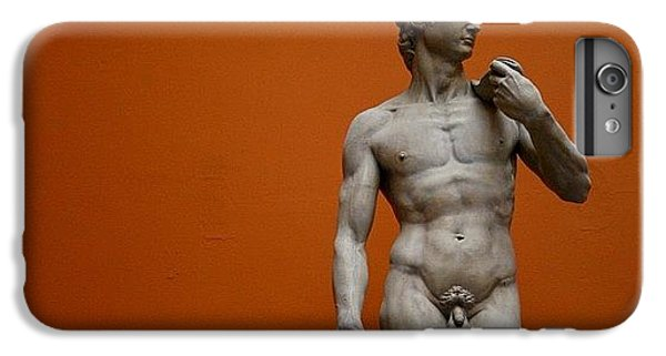 London iPhone 6 Plus Case - #london #david #michelangelo #sculpture by Ozan Goren
