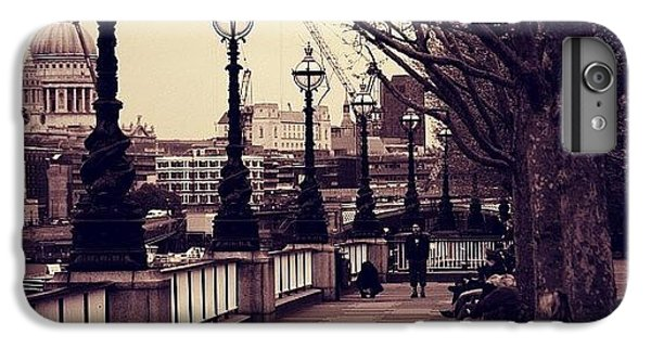 London iPhone 6 Plus Case - #london #southbank #stpaul by Ozan Goren