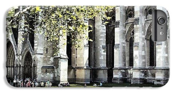 London iPhone 6 Plus Case - #london2012 #london #church #stone by Abdelrahman Alawwad