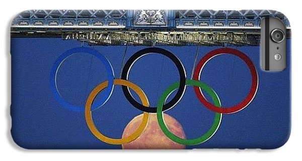 Love The #olympics #london2012 IPhone 6 Plus Case