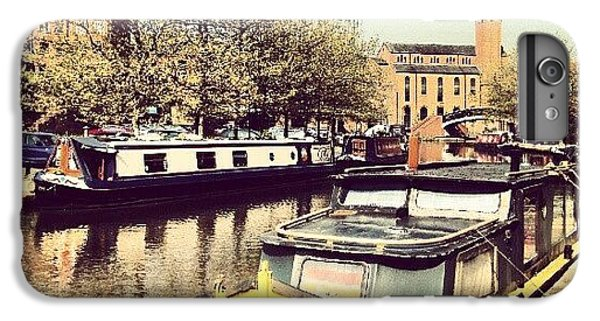 Classic iPhone 6 Plus Case - #manchester #manchestercanal #canal by Abdelrahman Alawwad